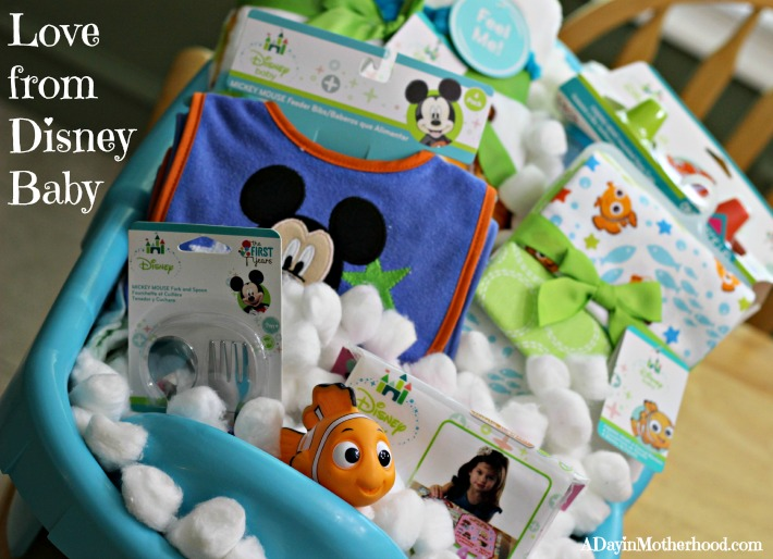 Spoiling my New Niece or Nephew to Be is Fun with Disney Baby #MagicBabyMoments  (ad)