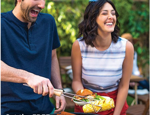 "FREE Kraft ""Kick Off Your Summer"" Cookbook"