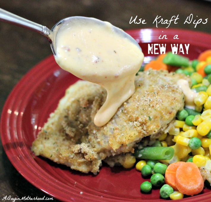 Bacon & Cheddar Baked Cod Recipe #DipYourWay AD