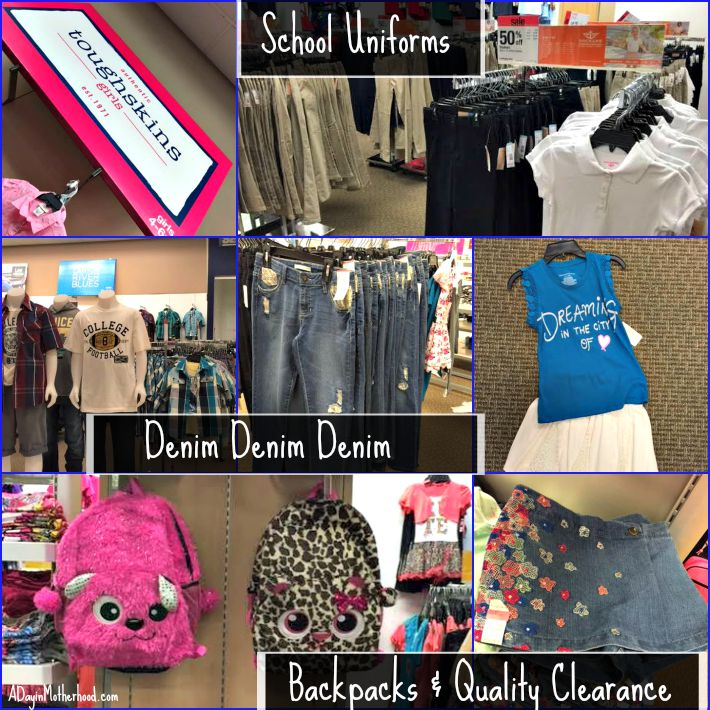 Shopping for Back to School the Easy Way #BeYOU #AD @Sears