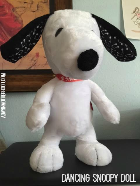 The Peanuts Movie is Coming Soon but Dancing Snoopy is Here Now - WIN IT! #PeanutsMovie AD