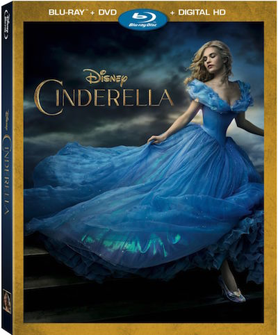 Cinderella Activity Sheets & Clips! Get it on Blu-Ray DDV Now! ad