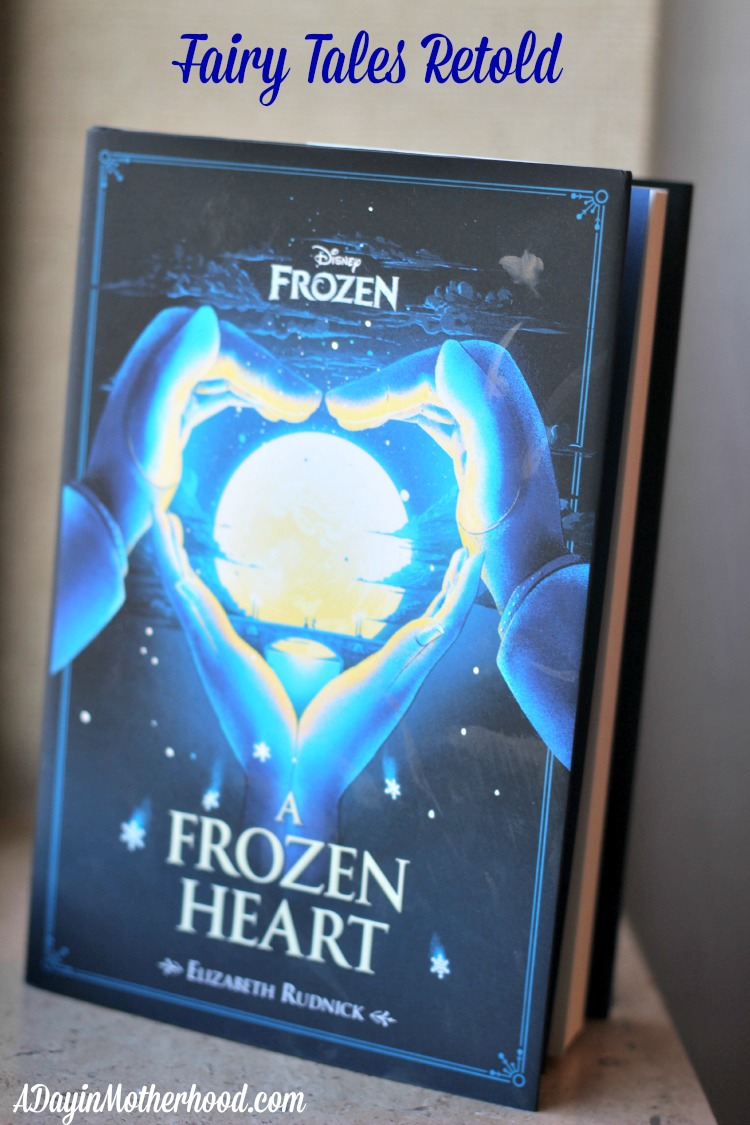 A Frozen Heart Brings Fairy Tales to Life + WIN a Gift Card Prize Pack #FairyTale2pt0 ad