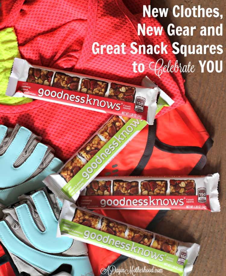 How to Take Up a New Sport and Still Spoil Yourself with Sweet Snacks + Enter to Win $2500 in Prizes #TryALittleGoodness ad