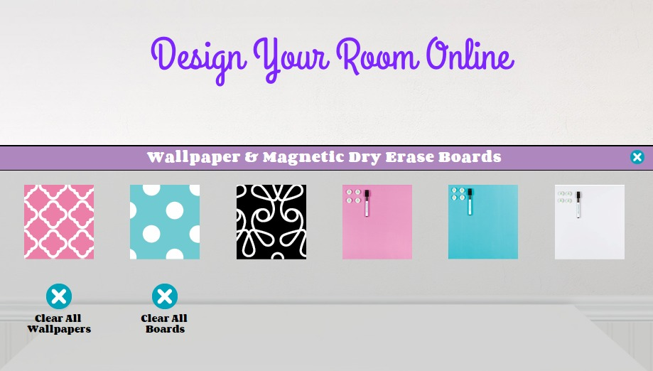 Dress Up Your Tweens Homework Spot with RoomLookz Review & Giveaway ad