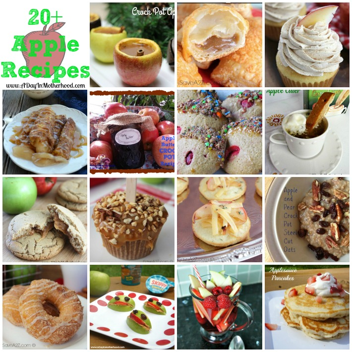 20+ Delicious Apple Recipes to Try