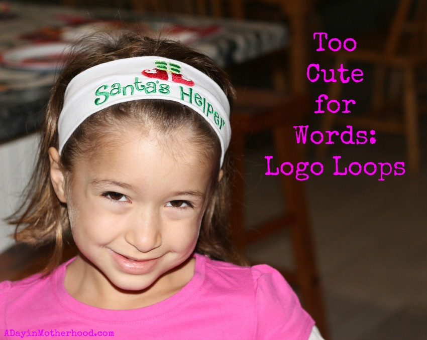 Logo Loops Hair Accessories are Perfect All Year Round Review ad