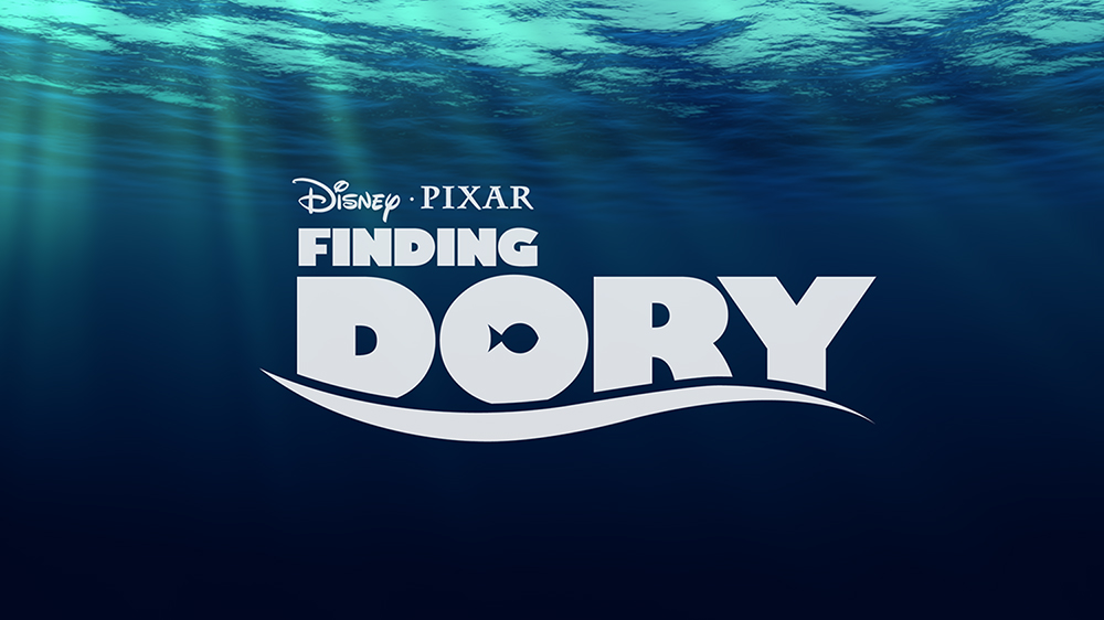 Finding Dory in Theaters November 25, 2016