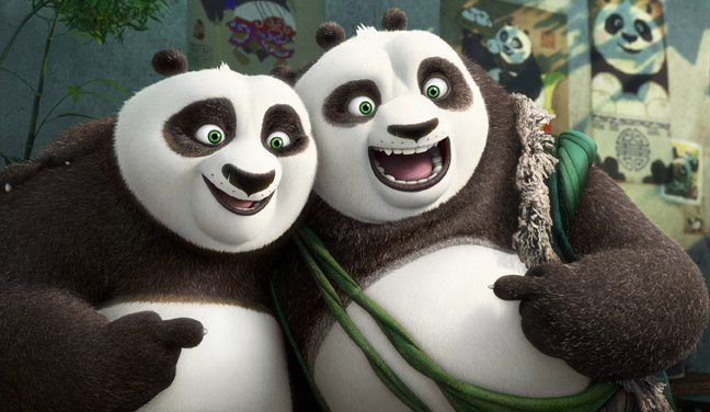 WIN a Kung Fu Panda 3 Prize Pack including a $25 Gift Card  #KungFuPanda ad