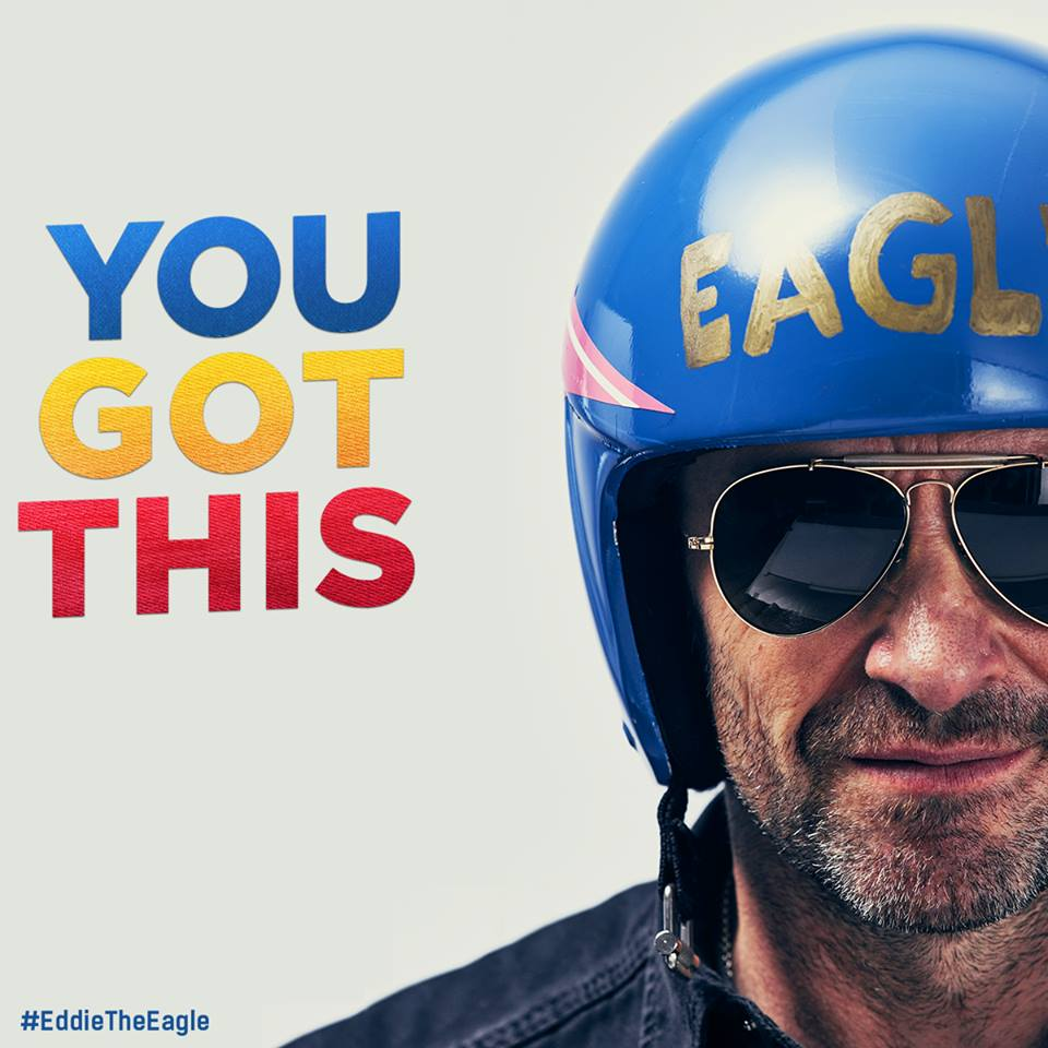 Eddie the Eagle $25 Gift Card Giveaway #EddieTheEagle #FlyLikeEddie