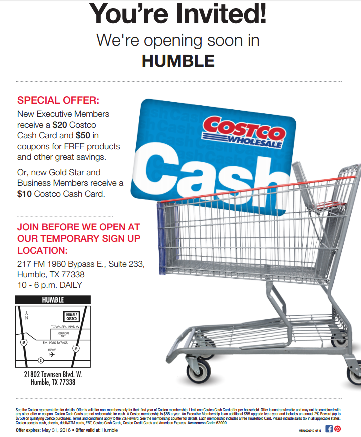 costco humble tx