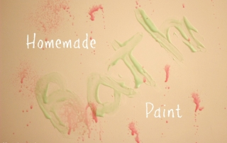 Homemade Bath Paint is Perfect to Reuse Pump Shampoo Bottles #CareToRecycle #CG