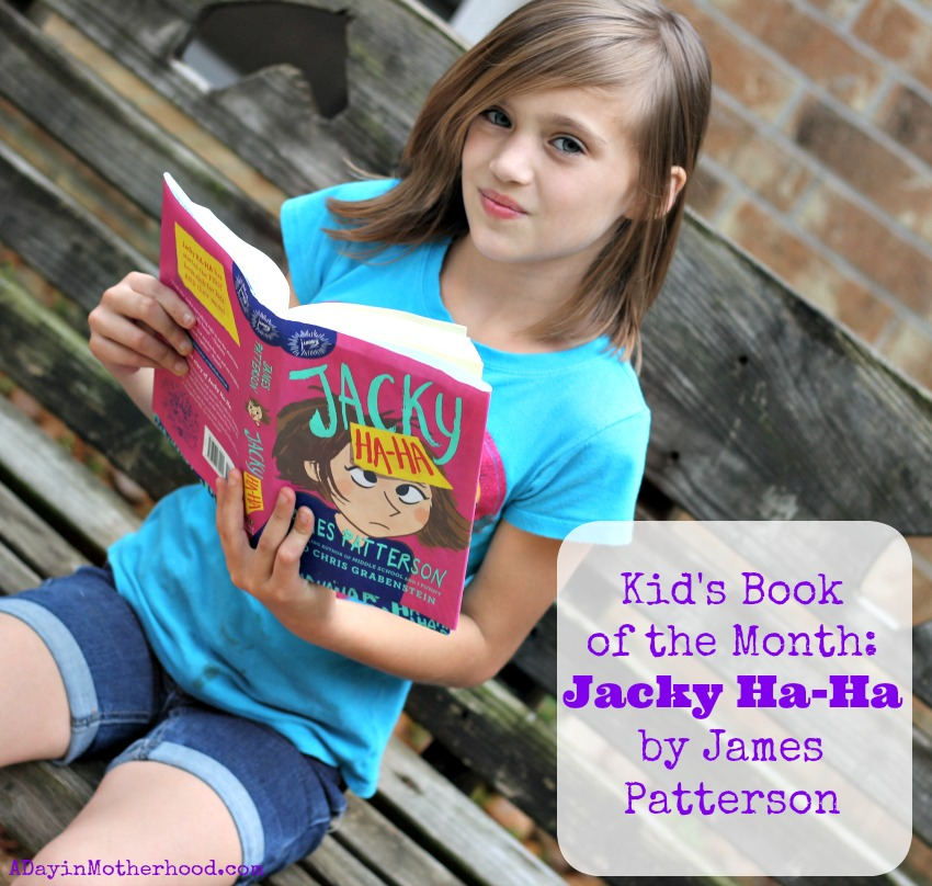 Kids Book Of The Month Jacky Ha By James Patterson