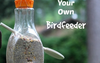 Pledge to Recycle with PepsiCo + Make Your Own Birdfeeder #RecycleRally #PepsiRecycles #ad