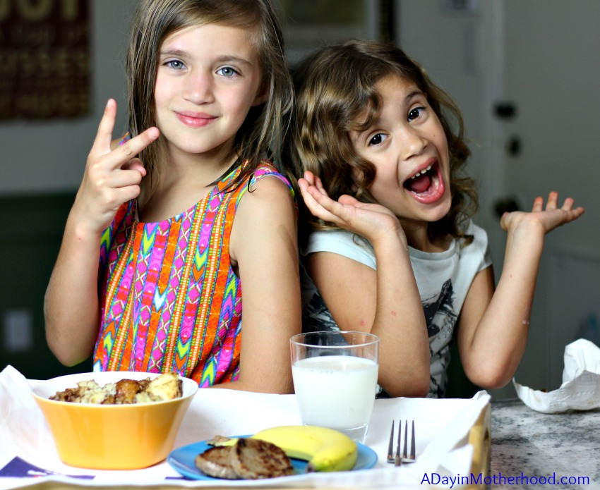 Slow Cooker French Toast and Sausage: A Mother's Day Breakfast Kid's Can Make ad