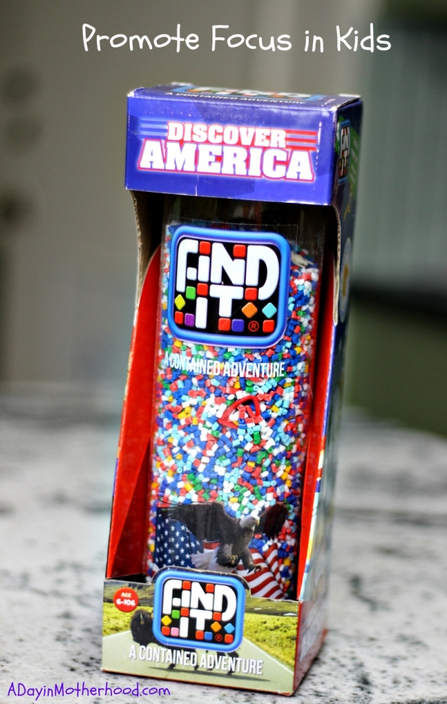 Discover America Find It Games Are Super Fun + WIN One for Your Family ad