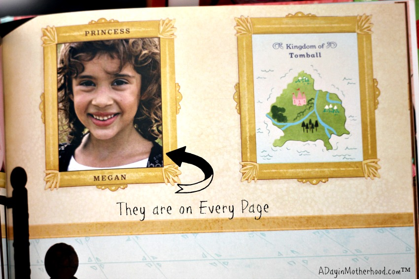 Seeing themselves in print as part of the story is a highlight of a personalized book! Get one at iseeme.com #iseemebooks
