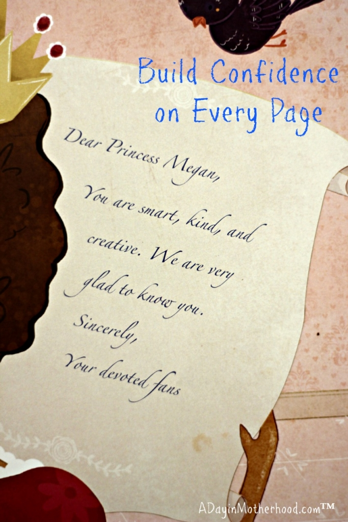 There is encouragement on every page of a personalized book by iseeme.com! Get one now and watch your kids read with pride! #iseemebooks