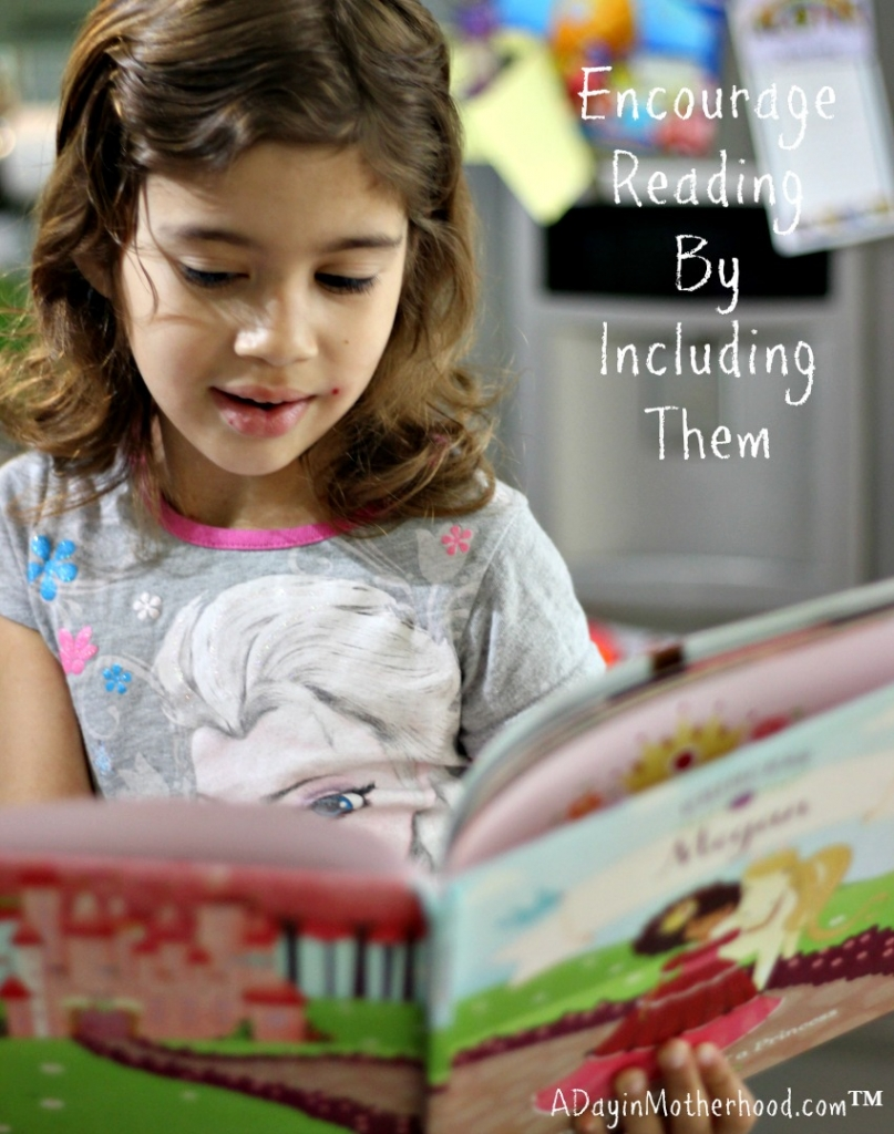 Megan has read her personalized book from iSeeme books every day! It really is a great gift for a lifetime