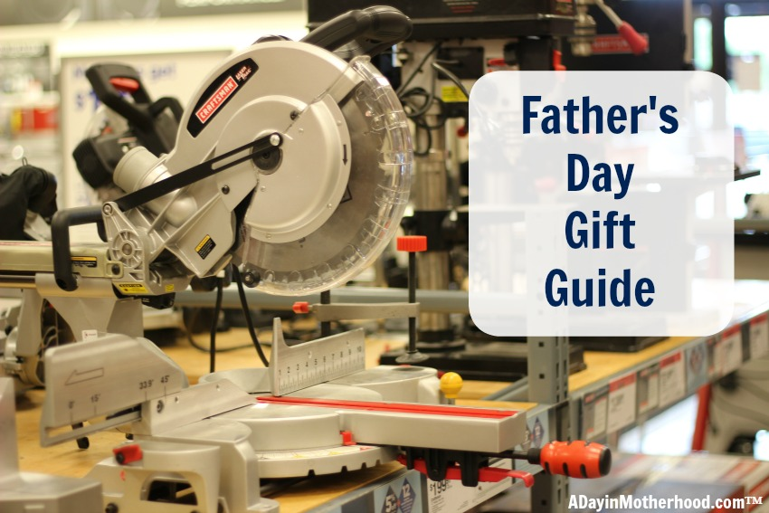 Father's Day shopping just got fun at Sears, your Destination Dad headquarters! From tech to tools to the lawn, Sears has something for everyone!