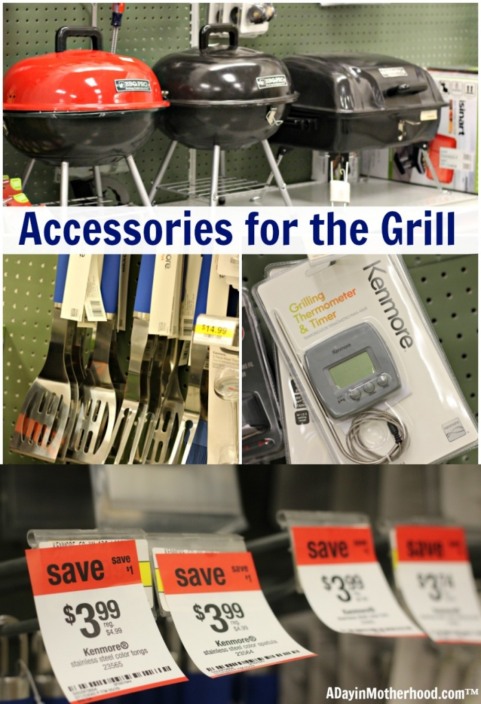 Don't forget to update his grilling tools this year! Every grill dad needs the latest and greatest to make the best steak in the neighborhood!