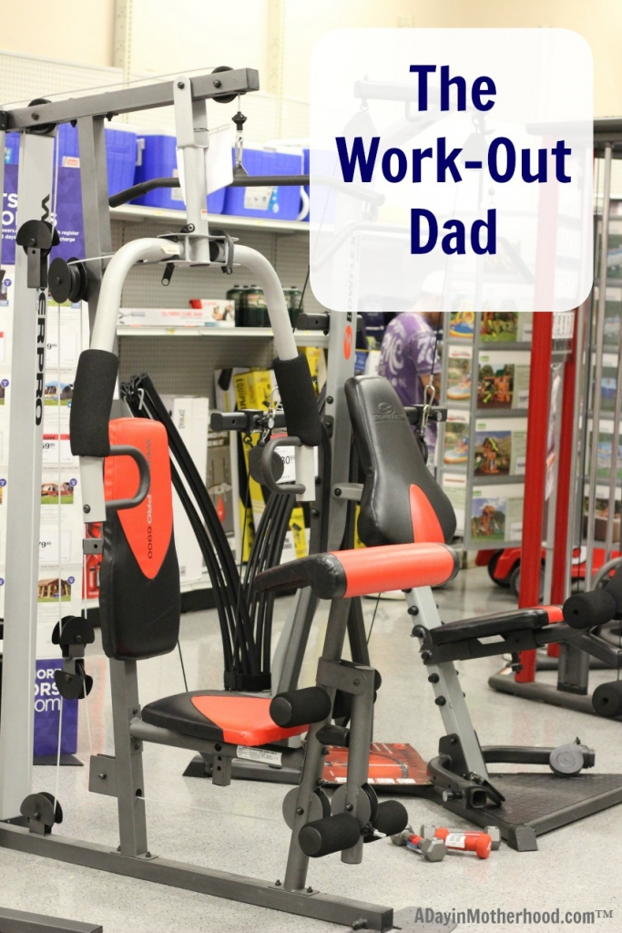 Gym sets, weight benches, dumbells, gloves and belts... Sears is Destination Dad headquarters for your workout dad!