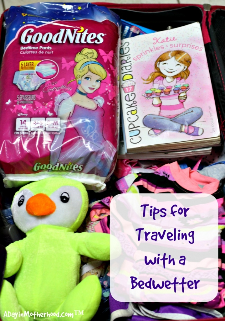 Be sure to pack the essentials, like books, clothing, their favorite toy and Goodnites Bedtiem Pants! #RestEasyWithCVS @Goodnites ad