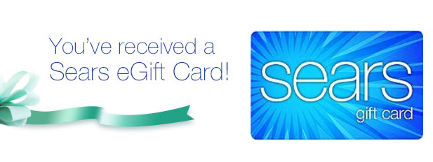Enter to WIN a $100 Sears Gift Card! Content ends 6/16/2016