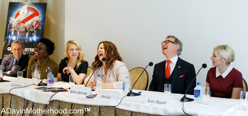 Ghostbusters Cast Directors and Writers #Ghostbusters #Ghostbloggers #ad