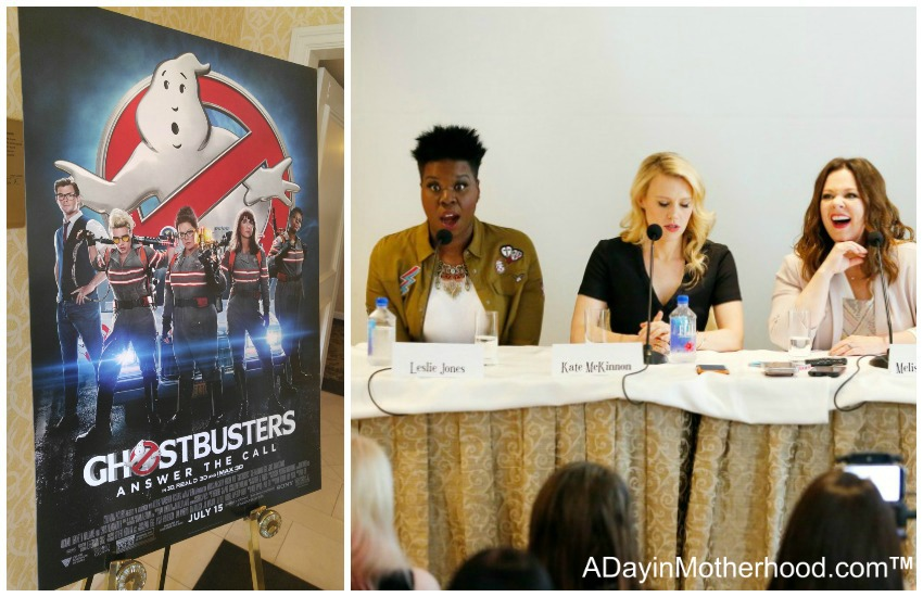 Meet the Cast of Ghostbusters #Ghostbusters #Ghostbloggers #ad