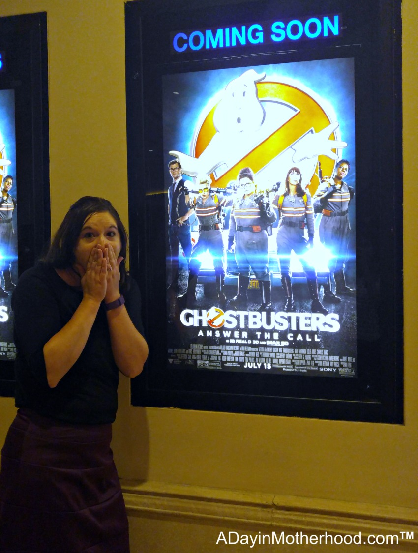 Ghostbusters Movie is amazing #Ghostbusters #Ghostbloggers #ad