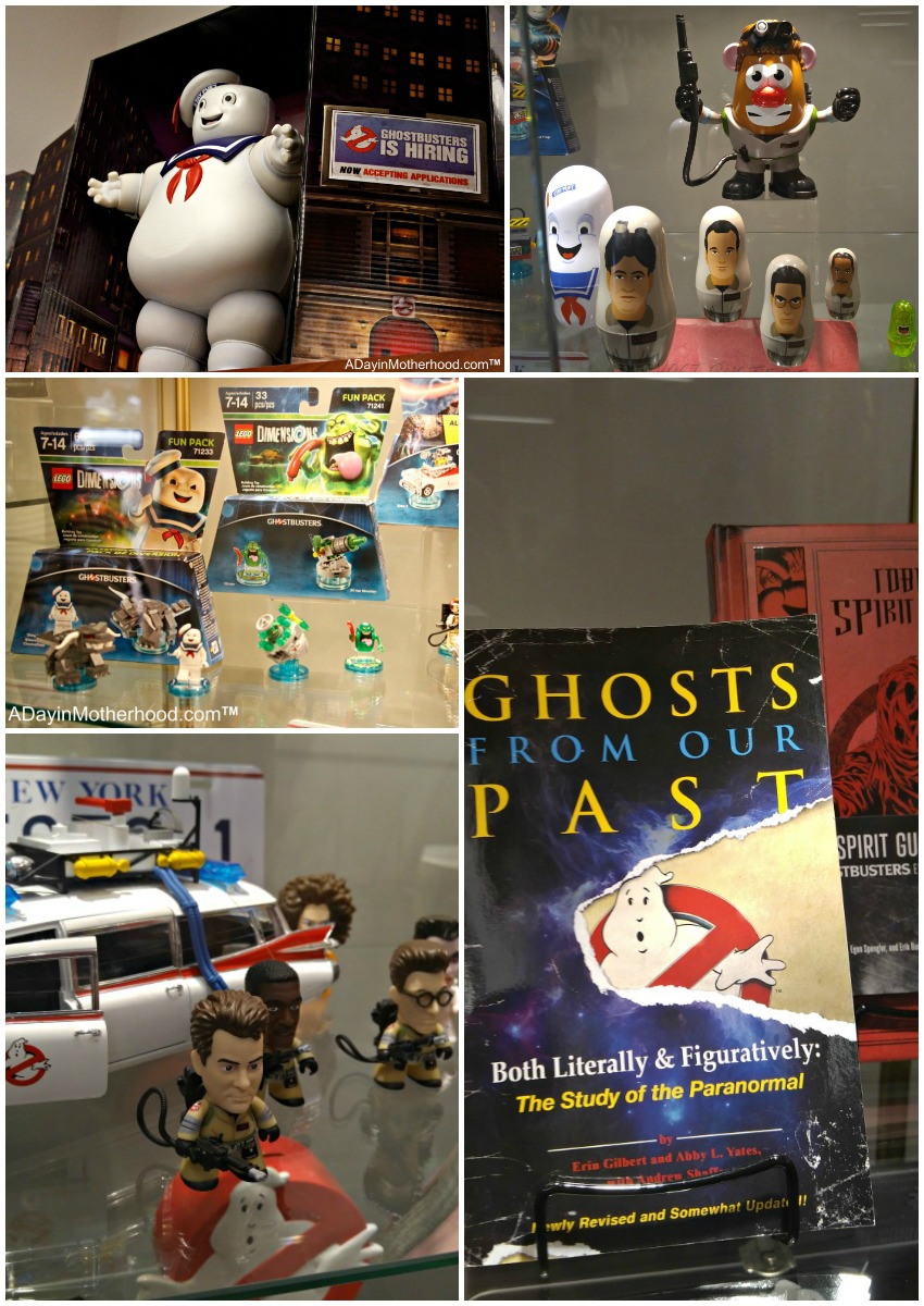 A lot of fun new products from the classic and new Ghostbusters movies! #Ghostbusters #Ghostbloggers #ad