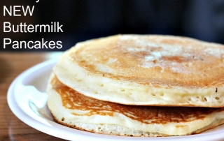 The BIG REVEAL is here and Denny's is changing breakfast, one fluffier pancake at a time! #DennysDiners #ad