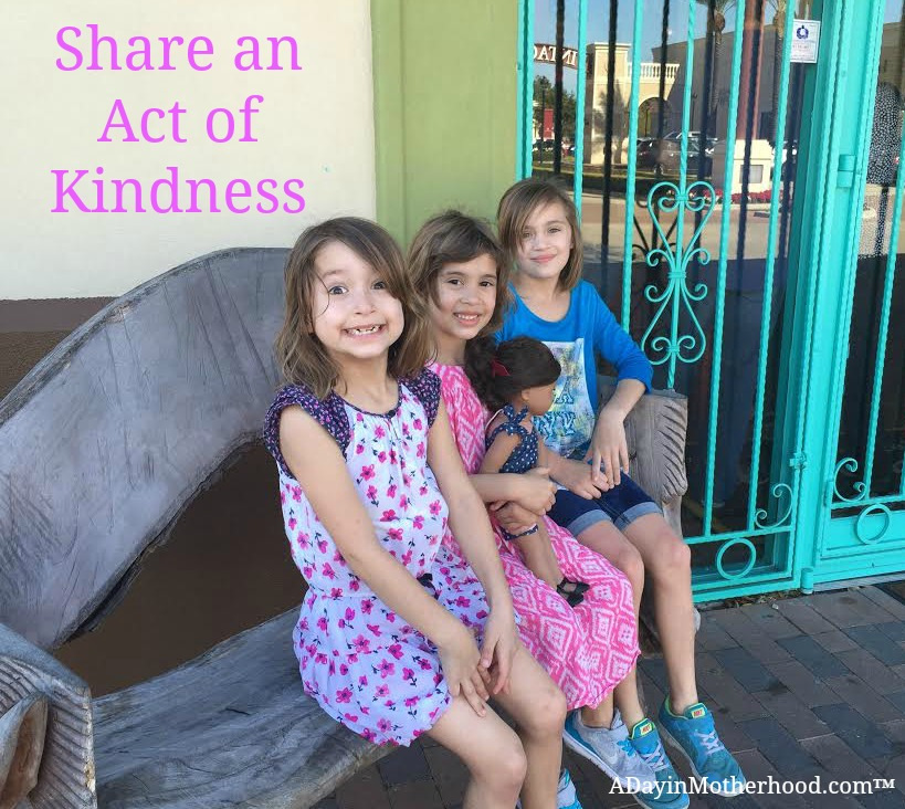 Share an Act of Kindness and Hasbro will donate $1 per share! #FriendshipisMagic ad #FrienditForward
