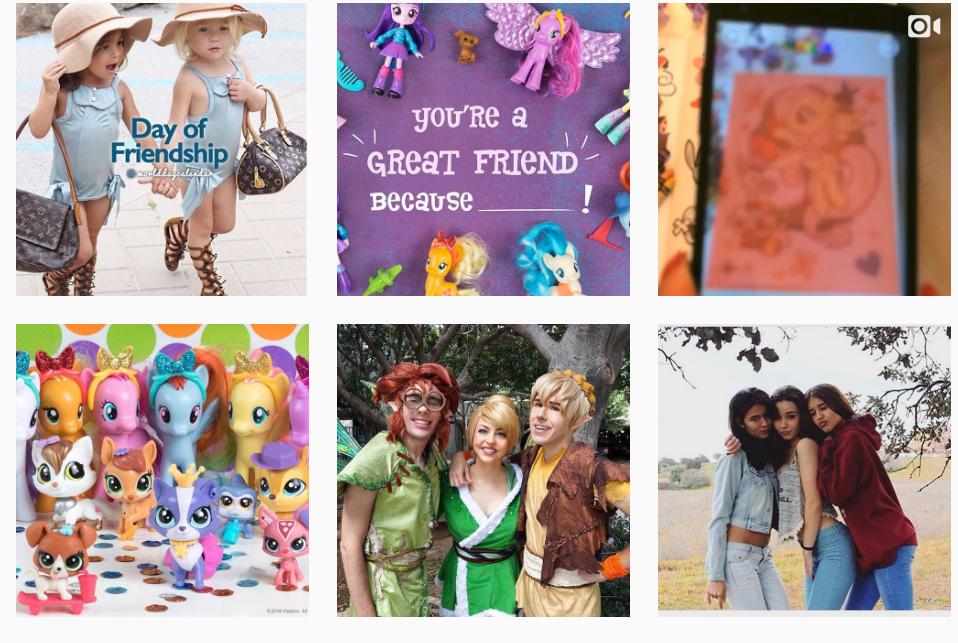Share you Act of Kindness!  #FriendshipisMagic ad #FrienditForward