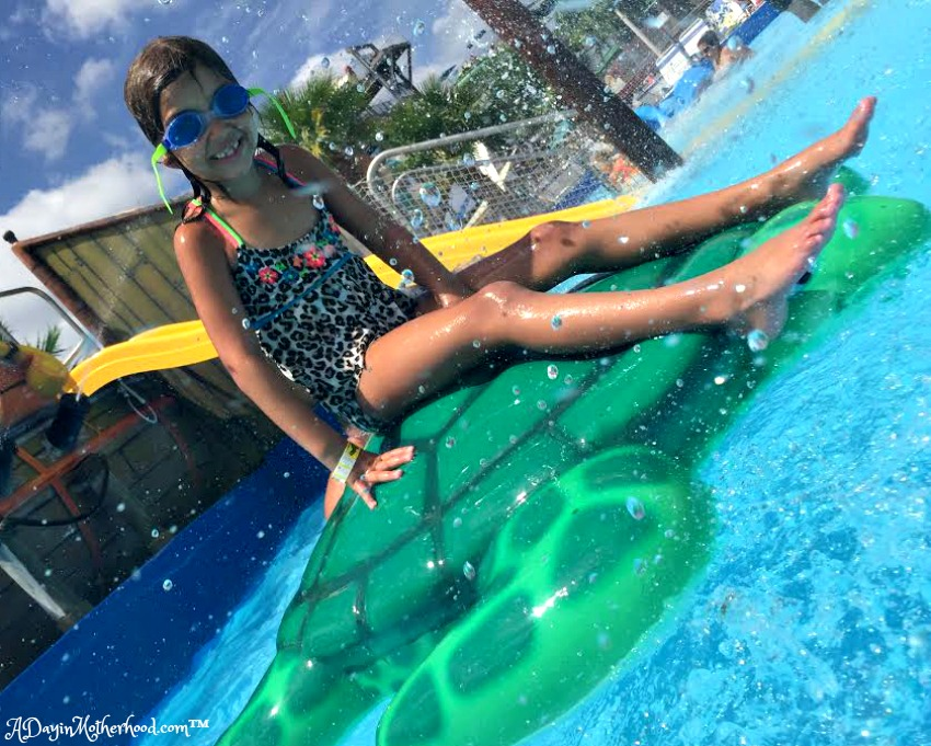 Kids of all ages, and adults too, will love all that Splashway has to offer! #SwaywithRay #ad