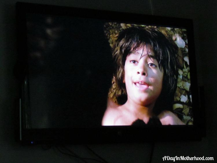 Meet Mowglie in Disney's The Jungle Book. ad