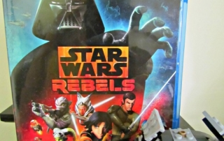 Star Wars Rebels Season 2 now available on DVD and Blu-Ray. ad