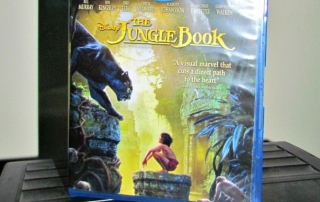 Disney's The Jungle Book now available on DVD and Blu-Ray. ad