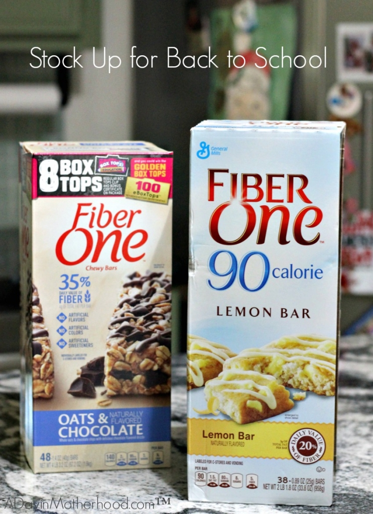 Fiber One Bars are so good their names need to express it!