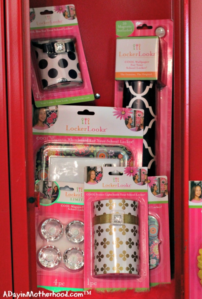 Get the color and style you love in wallpaper and accessories from LockerLookz. ad