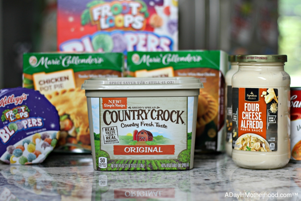 Buy what you normally would and participating products will help by Feeding Kids in need.