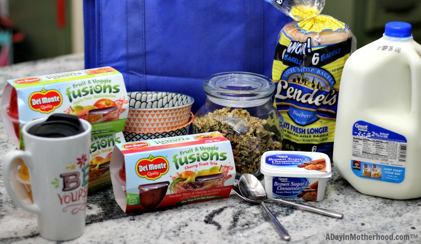 Buy participating items to build a better breakfast for kids!