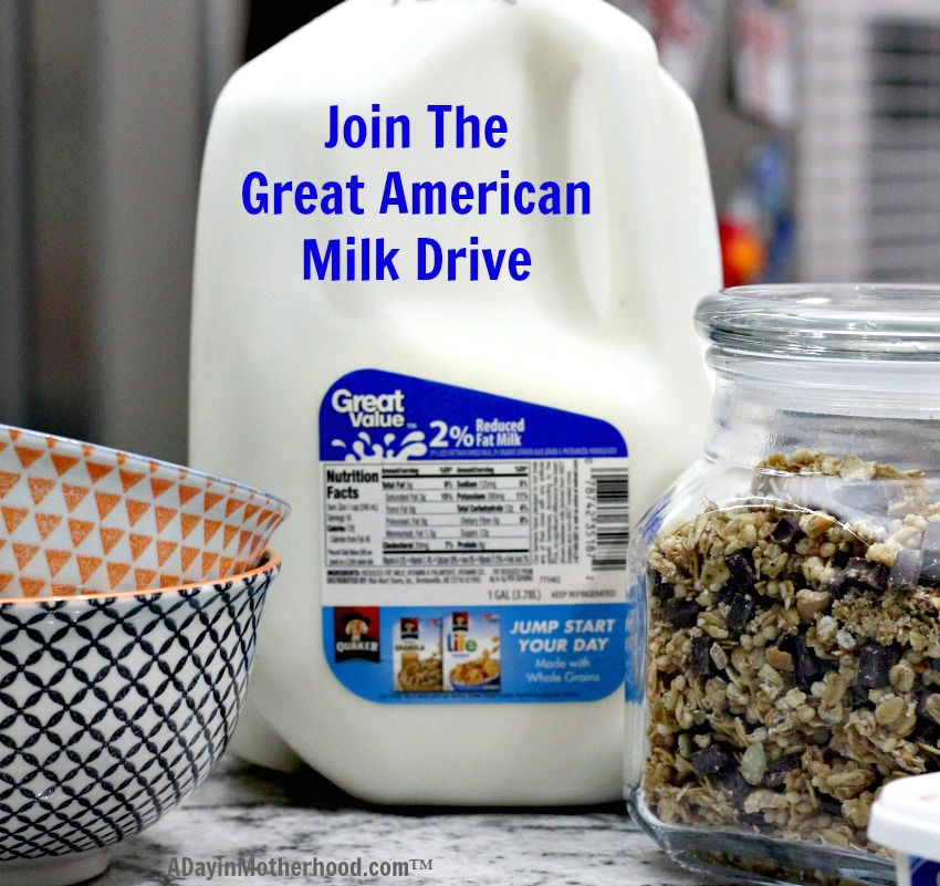 Better breakfast starts with Milk! Join the movement!