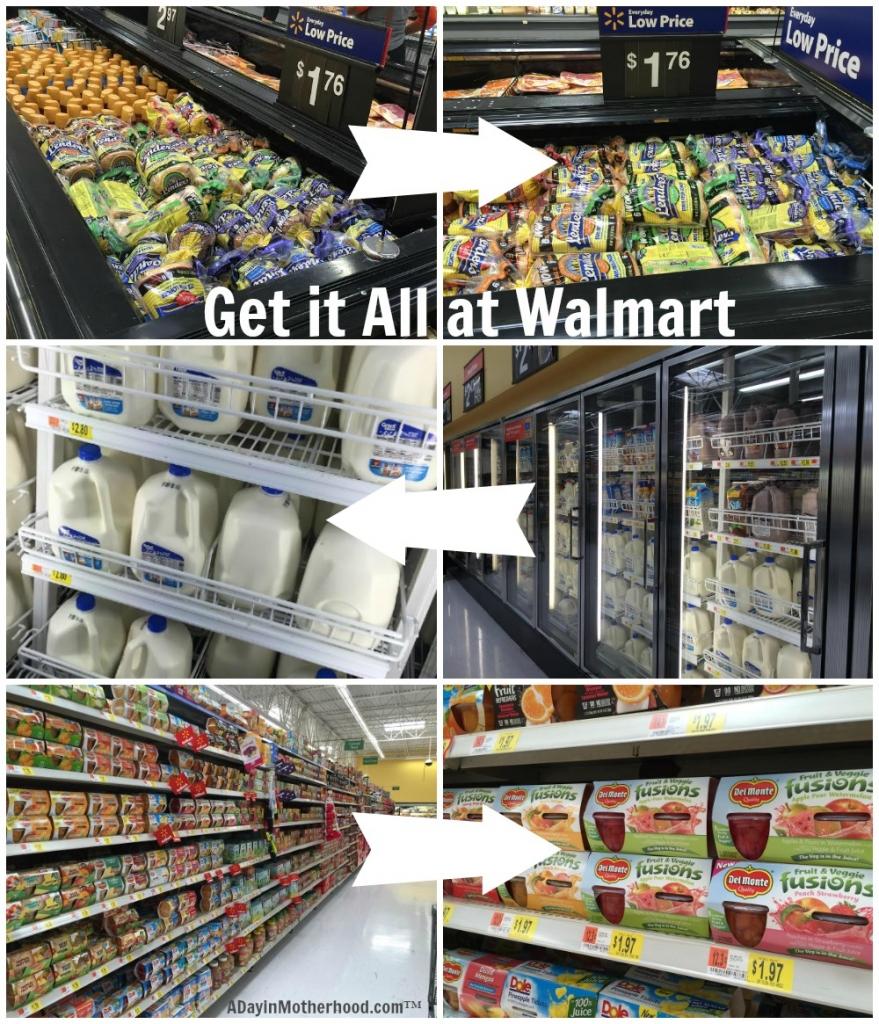 Build a better breakfast at Walmart!