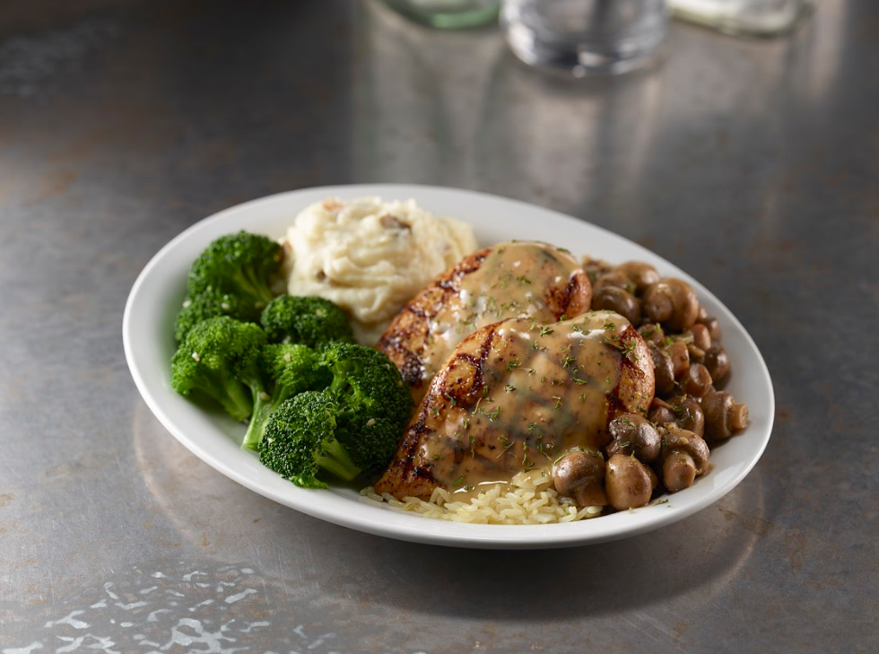 Try all of the chicken dishes at Cheddar's and get 7 Tips for Perfect Perfect Chicken at Home
