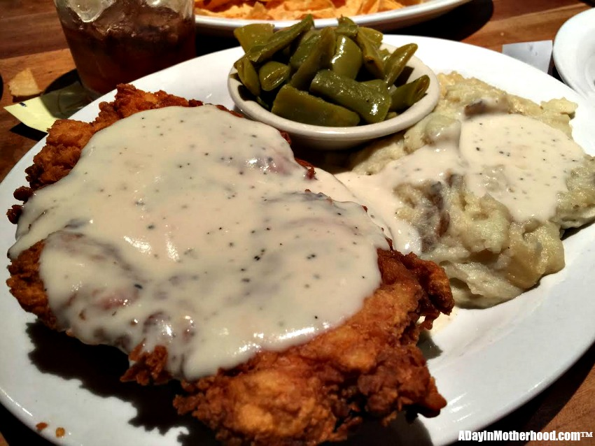 Chicken Fried Chicken at Cheddar's and 7 Tips for Perfect Perfect Chicken at Home
