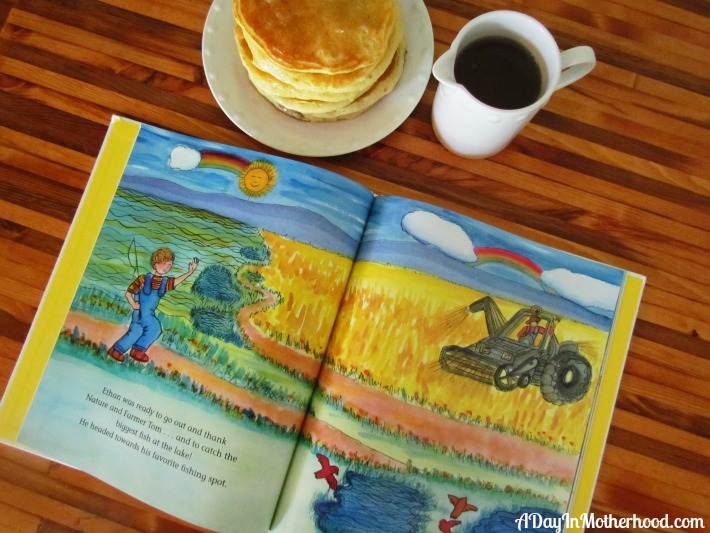 My Pancakes Taste Different Today Book review and giveaway. ad