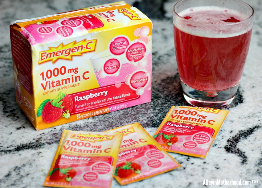 EmergenC donates $5 for every image posted in the #40POunds Challenge plus make a backpack station