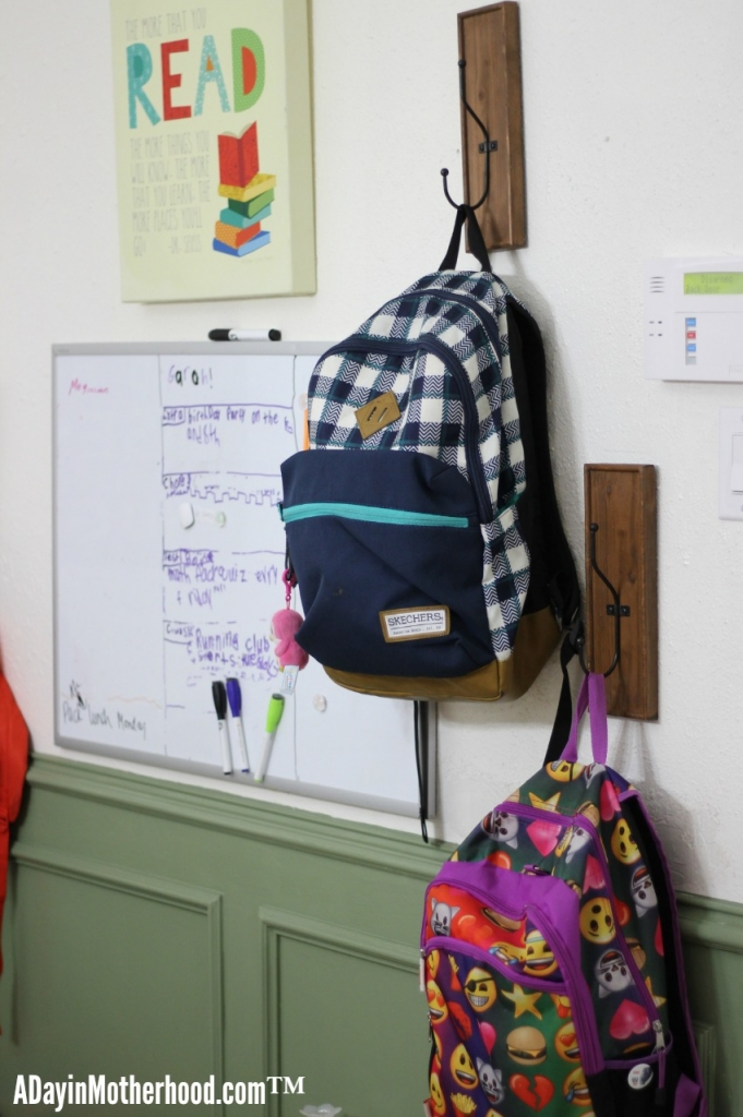easy Backpack Station Ideas for you!